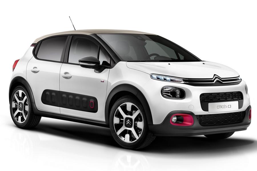 2018 Citroën C3 Diesel