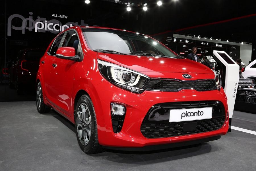 2019 Kia Picanto Essence
