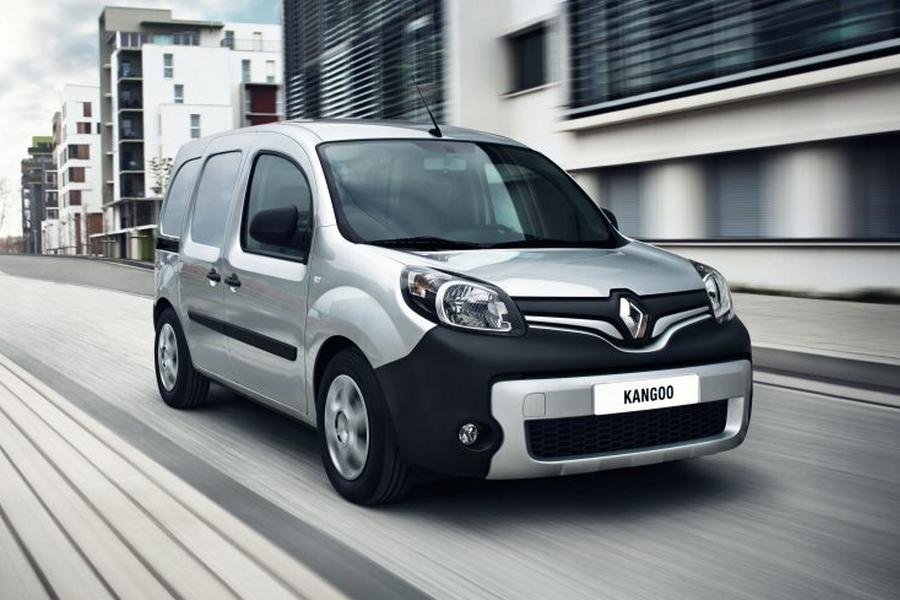 2018 Renault Kangoo Diesel