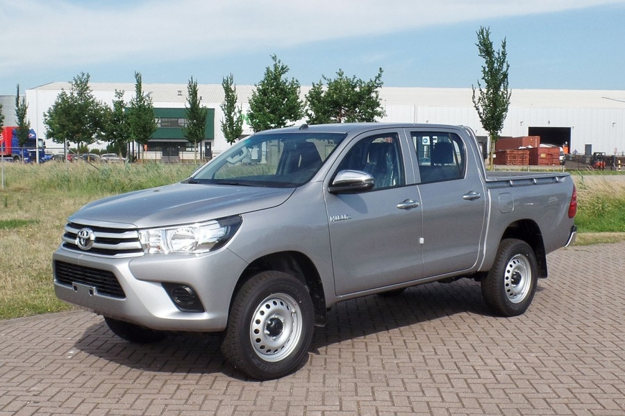 2018 Toyota Hilux Pick-Up Diesel