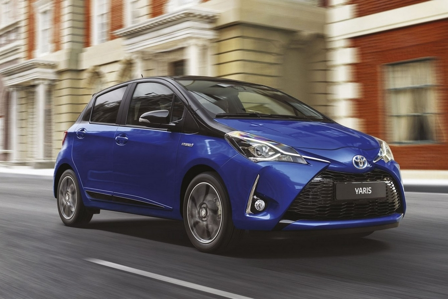 2019 Toyota Yaris Essence