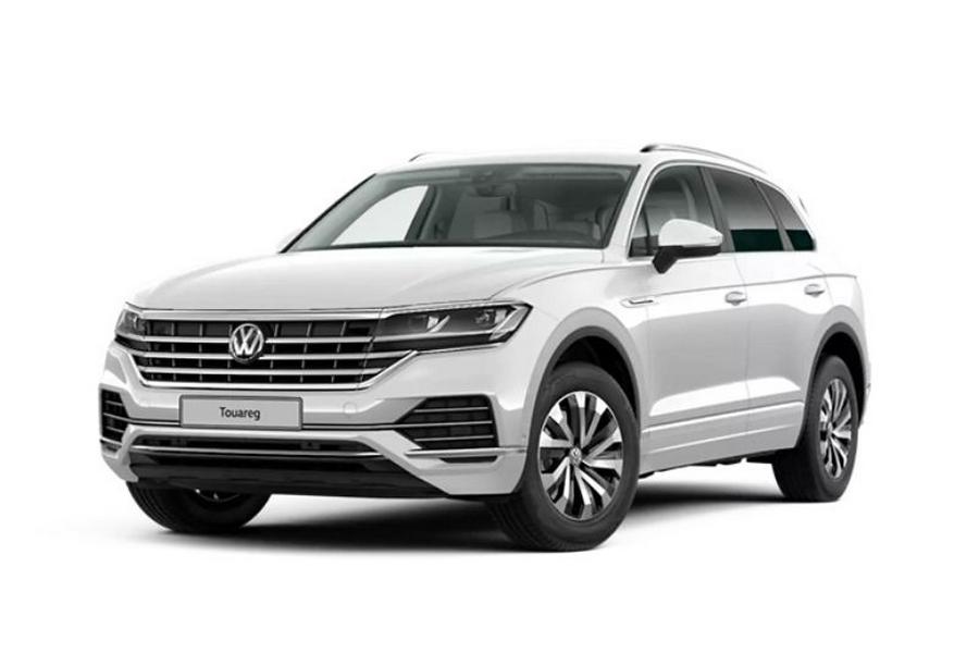 2018 Volkswagen Touareg Diesel